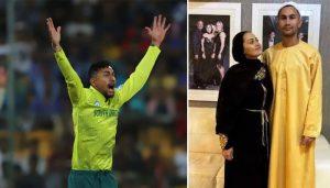 جنوبی افریقا کے کرکٹر بیجورن اور اہلیہ نے بھی اسلام قبول کرلیا