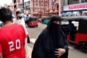 سری لنکن کابینہ نے عوامی مقامات پر برقع پر پابندی کی منظور دیدی