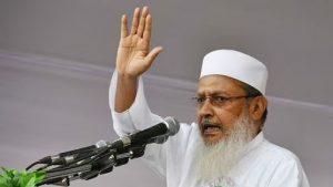 ہندوستانی مسلمانوں کے عظیم رہنما امیر شریعت مولانا محمد ولی رحمانی کا انتقال