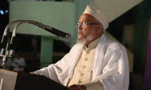 مولانا نذر الحفیظ ندوی رحمۃ اللہ علیہ ابھی مجال سخن نہیں ہے