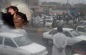 ایرانشہر: پولیس کی فائرنگ سے کم سن بچہ شہید
