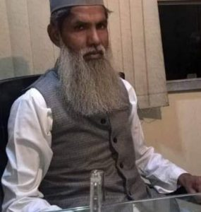 مبلغ و داعی ماسٹر محمد عامر (بلبیر سنگھ)کا انتقال